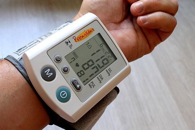 Calibração de aparelho de pressão digital