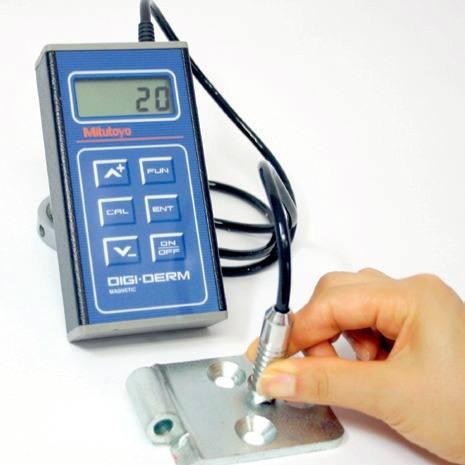 Calibração de medidor de camada