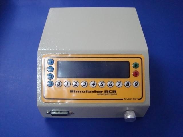 Calibração tacografo
