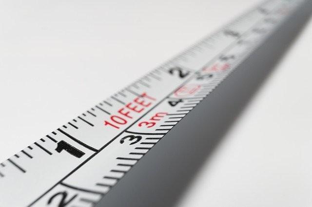 Laboratório medição