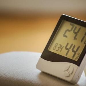 Calibração de termo higrômetros