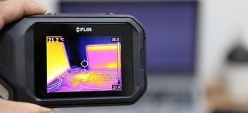 Calibração termovisor